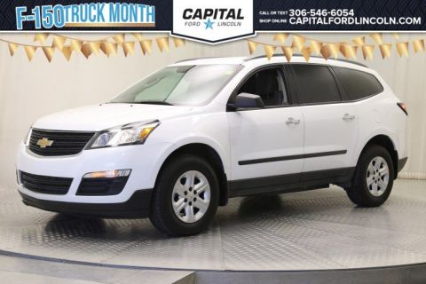 Pre-Owned 2017 Chevrolet Traverse LS AWD </br> Stock: 88235A