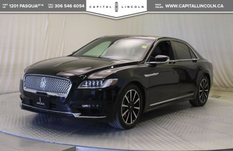 Pre-Owned 2017 Lincoln Continental Reserve | 400 H.P. | AWD |