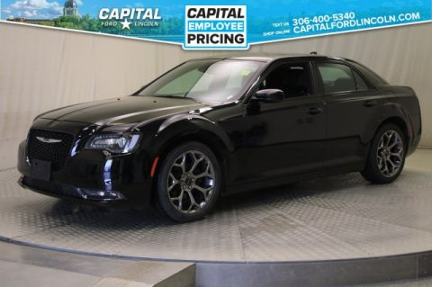 Pre-Owned 2018 Chrysler 300 300S **New Arrival**