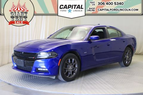 Pre-Owned 2018 Dodge Charger GT AWD | Sunroof |