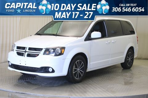 Pre-Owned 2018 Dodge Grand Caravan GT * Leather *
