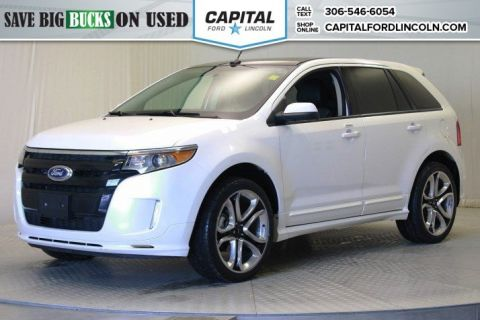 Pre-Owned 2014 Ford Edge Sport AWD AWD </br> Stock: N1954B