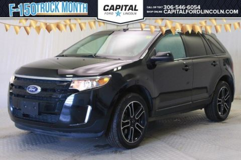Pre-Owned 2014 Ford Edge SEL AWD </br> Stock: 88434A