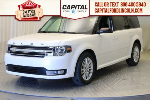 Pre-Owned 2013 Ford Flex SEL AWD