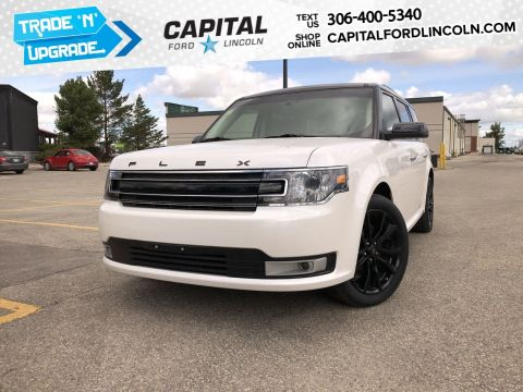 New 2019 Ford Flex SEL*Save $8400!*Bluetooth*AWD*Vista Roof*6 Seater*Remote Start