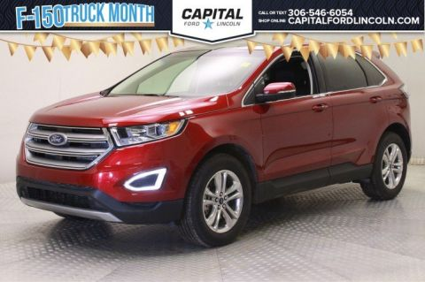 Pre-Owned 2017 Ford Edge SEL AWD </br> Stock: 88369A