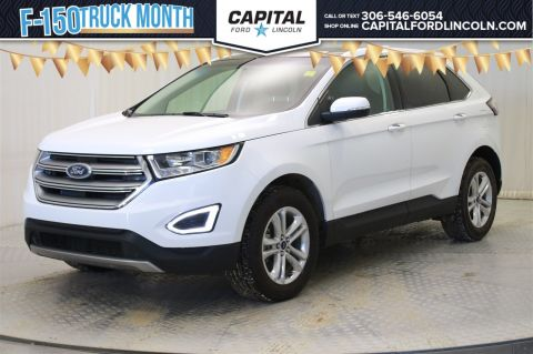 Pre-Owned 2017 Ford Edge SEL AWD </br> Stock: 88402A