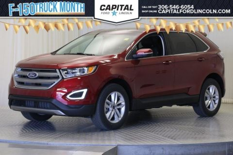 New 2017 Ford Edge SEL AWD </br> Stock: R1753