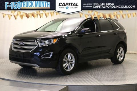Pre-Owned 2016 Ford Edge SEL AWD </br> Stock: 88096A