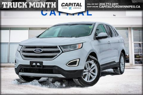 New 2017 Ford Edge SEL AWD </br> Stock: P1546
