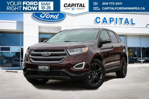 New 2018 Ford Edge SEL With Navigation & AWD </br> Stock: P1540