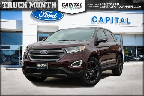 New 2018 Ford Edge SEL AWD </br> Stock: P1540