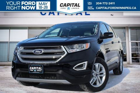 New 2018 Ford Edge SEL With Navigation & AWD </br> Stock: P1671