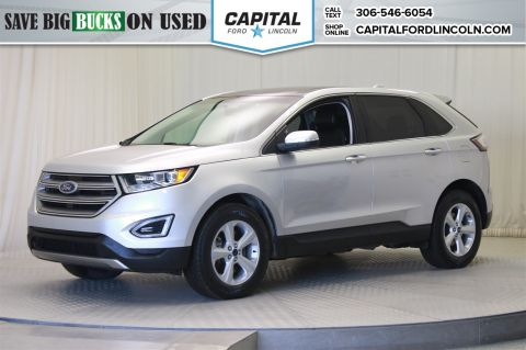 Pre-Owned 2016 Ford Edge SEL AWD *Navigation-Remote Start-Heated Seats* AWD </br> Stock: R2214A