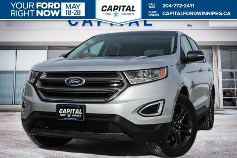 New 2018 Ford Edge SEL With Navigation & AWD </br> Stock: P1718