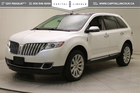 Certified Pre-Owned 2014 Lincoln MKX AWD AWD </br> Stock: T566A