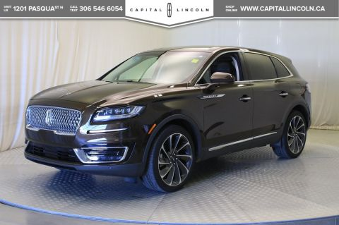 Pre-Owned 2019 Lincoln Nautilus Reserve AWD