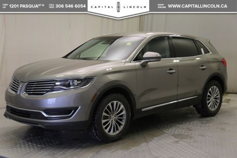 Pre-Owned 2016 Lincoln MKX Select AWD