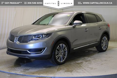 Pre-Owned 2016 Lincoln MKX Reserve AWD **New Arrival**