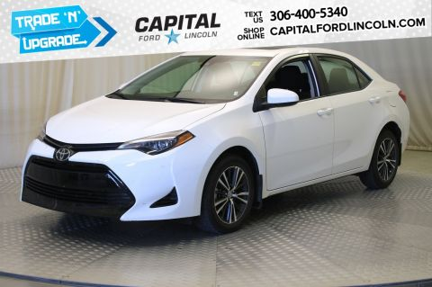 Pre-Owned 2019 Toyota Corolla LE | Sunroof |