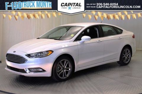 New 2017 Ford Fusion SE FWD 4 Door Sedan </br> Stock: R1444