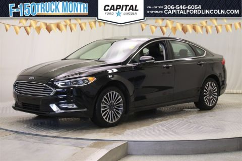 Certified Pre-Owned 2017 Ford Fusion SE AWD </br> Stock: 88304A
