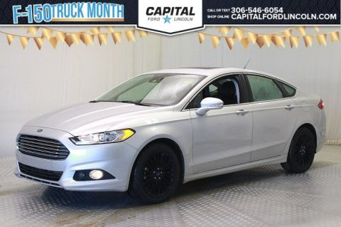 Pre-Owned 2014 Ford Fusion SE AWD </br> Stock: R1804B