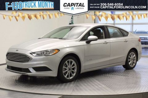 New 2017 Ford Fusion Hybrid S FWD 4 Door Sedan </br> Stock: R195