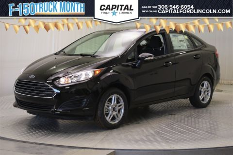 New 2017 Ford Fiesta SE FWD 4 Door Sedan </br> Stock: R708