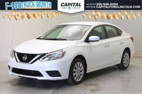 Pre-Owned 2016 Nissan Sentra S FWD 4 Door Sedan </br> Stock: 88334A