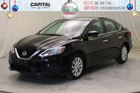 Pre-Owned 2018 Nissan Sentra SV | Sunroof |