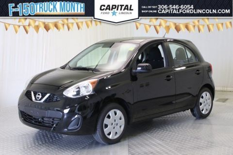 Pre-Owned 2015 Nissan Micra HB FWD Hatchback </br> Stock: 88396A