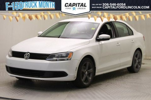 Pre-Owned 2014 Volkswagen Jetta Sedan Trendline+ FWD 4 Door Sedan </br> Stock: 88385A