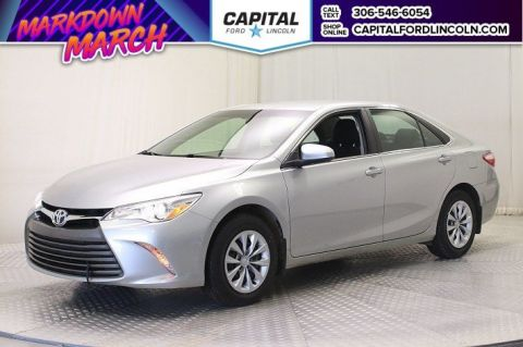 Pre-Owned 2017 Toyota Camry LE FWD 4 Door Sedan </br> Stock: 88337A