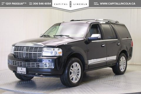 Certified Pre-Owned 2014 Lincoln Navigator 4WD 4WD </br> Stock: T252A