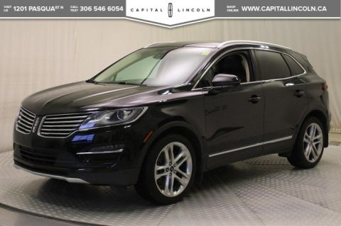 Pre-Owned 2015 Lincoln MKC AWD * Leather * Sunroof * 2.3L Turbo *