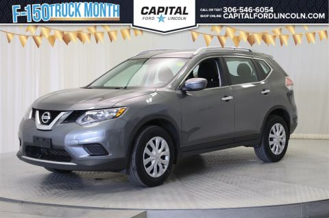 Pre-Owned 2016 Nissan Rogue S AWD </br> Stock: 88308A