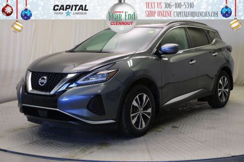 Pre-Owned 2019 Nissan Murano SV | Sunroof | AWD |