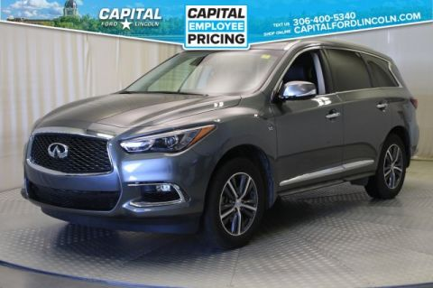 Pre-Owned 2019 INFINITI QX60 PURE AWD