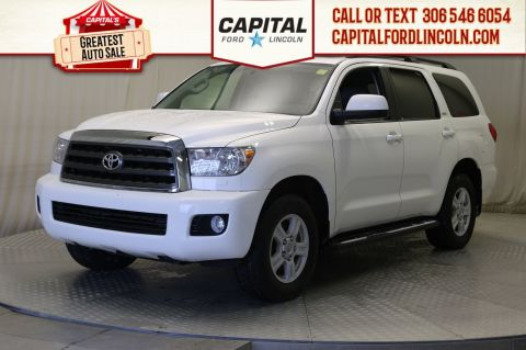 Pre-Owned 2017 Toyota Sequoia SR5 4WD