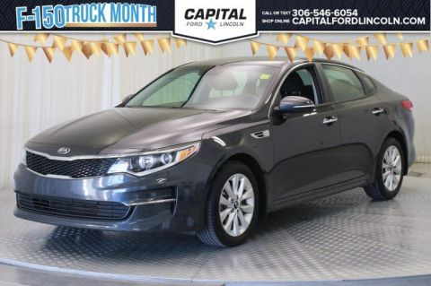 Pre-Owned 2017 Kia Optima LX FWD 4 Door Sedan </br> Stock: 88262A
