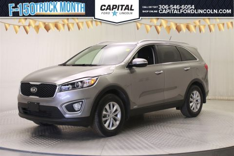 Pre-Owned 2017 Kia Sorento LX AWD </br> Stock: 88300A