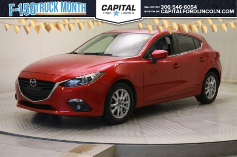 Pre-Owned 2014 Mazda3 GS-SKY HB FWD Hatchback </br> Stock: 88388A