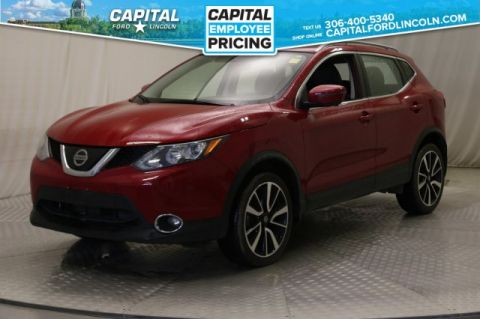 Pre-Owned 2018 Nissan Qashqai SL | Leather| AWD |