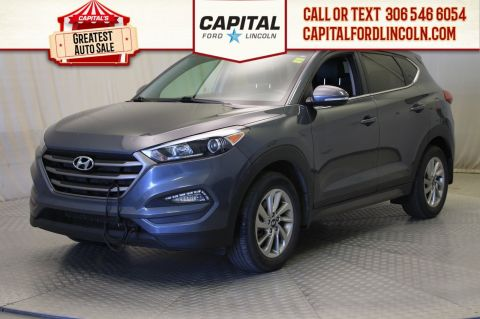 Pre-Owned 2016 Hyundai Tucson Luxury | Leather | Sunroof |