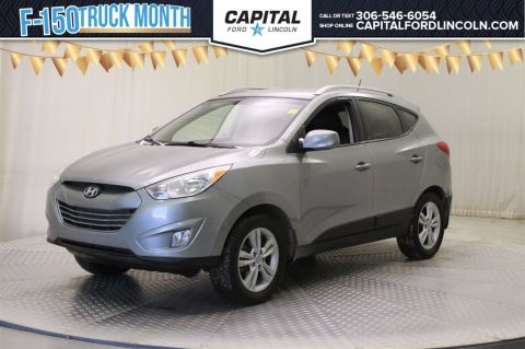 Pre-Owned 2013 Hyundai Tucson GSL AWD </br> Stock: 88426A