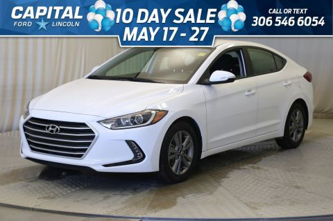 Pre-Owned 2018 Hyundai Elantra * Heated Steering Wheel *