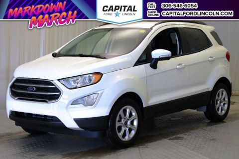 New 2018 Ford EcoSport SE FWD Sport Utility </br> Stock: T114