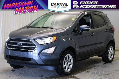 New 2018 Ford EcoSport SE With Navigation & 4WD </br> Stock: T068