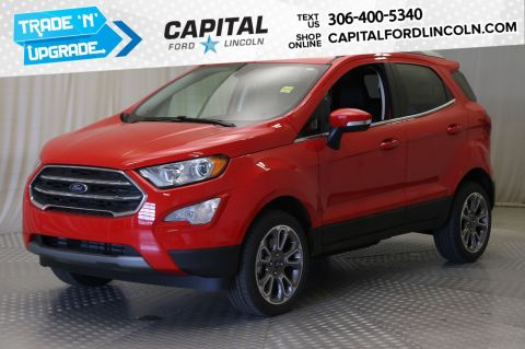 New 2019 Ford EcoSport Titanium